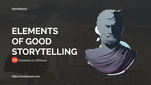 Elements of Good Storytelling - By Aristotle