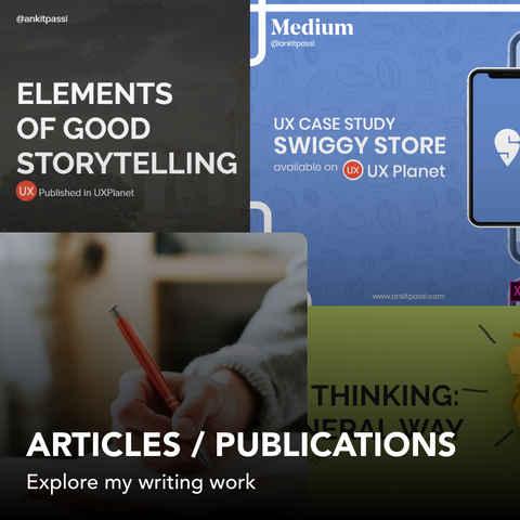 ARTICLES / PUBLICATIONS
