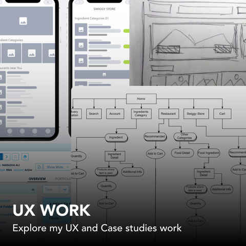 UX WORK