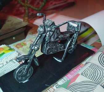 DIY: Motor Bike