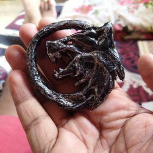 DIY: Witcher Medallion