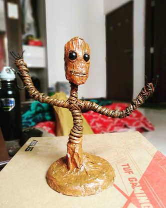 DIY: Baby Groot