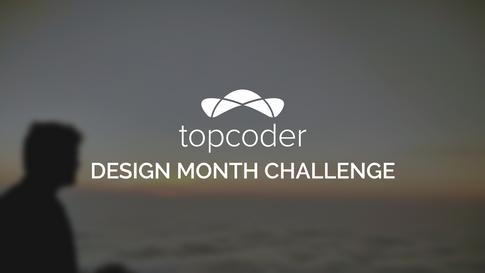 Topcoder Design Month - Winner Interview