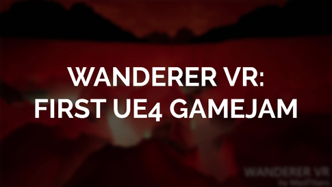 Wanderer VR GameJam (1/2)