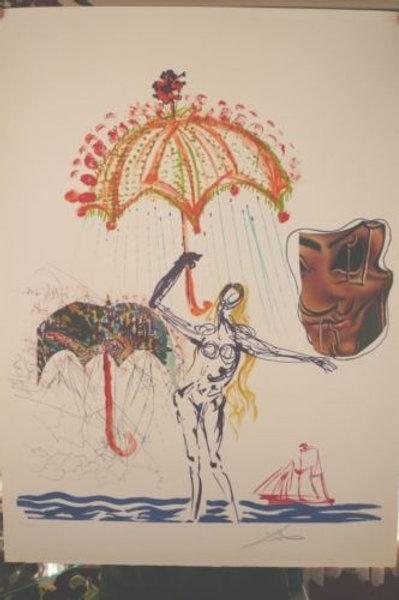 Salvatore Dali Suite of 10 - 1975 Signed & Number