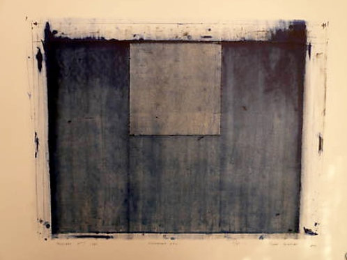 """Robert Petersen """"VESTIGE Series"""" 1983 ORIG. LITH"""