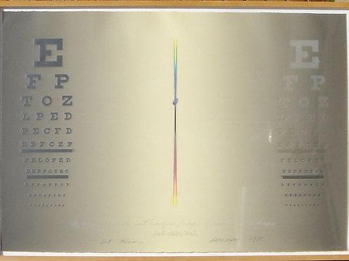 Test Mirror Shusaku Arakawa, Japanese 1936 - 2010