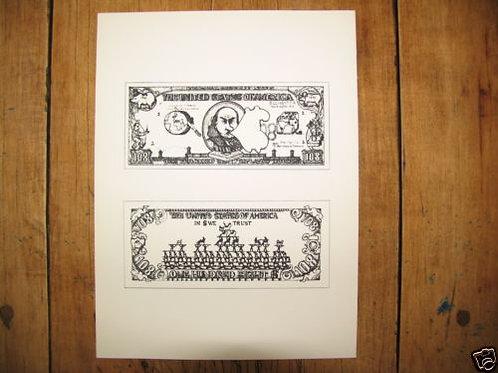 OYVIND FAHLSTROM Original Limited Edition Print