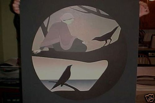 "WILL BARNET ""CIRCE 1 DELUXE"" EDITION OF 30 SIGNED"