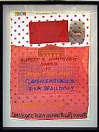 Human Rights Robert Rauschenberg