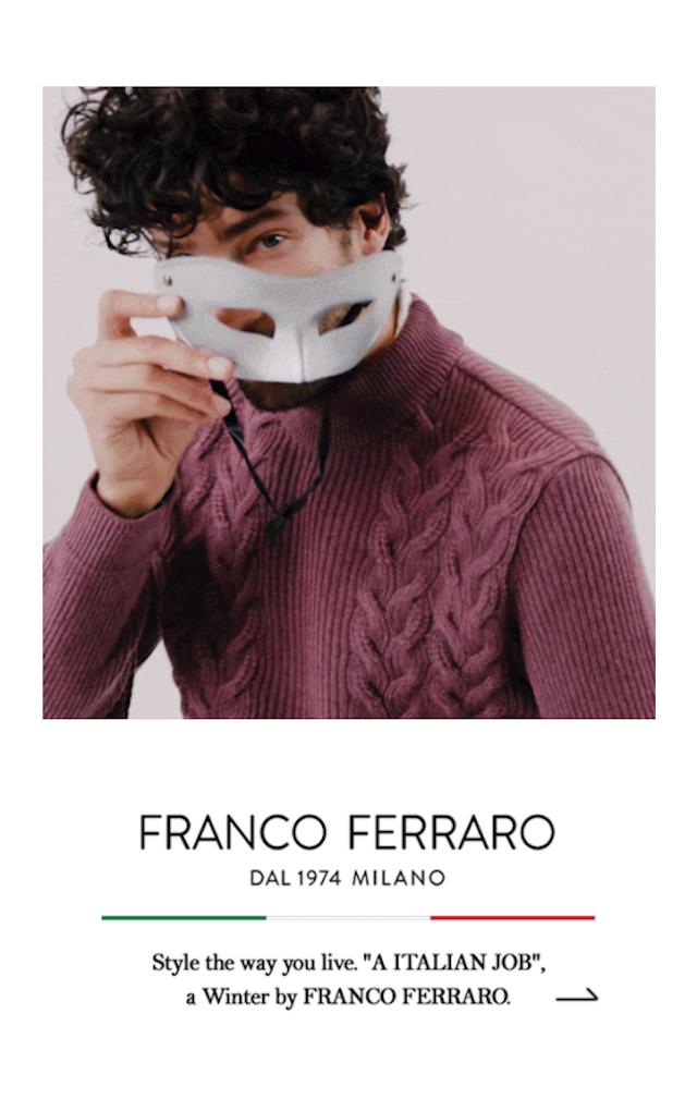 FRANCO FERRARO
