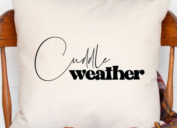 Cuddle Weather Cushion Cover