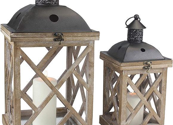 Spa Lantern Set