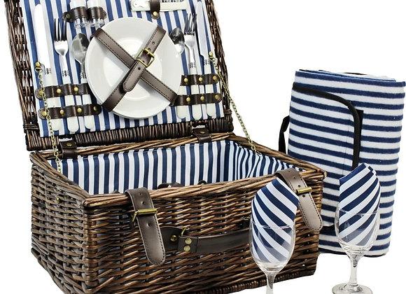Hamptons Picnic Basket