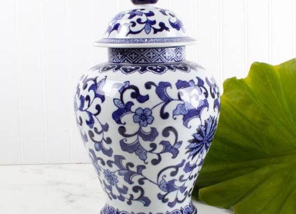 Extra Large Delft Blue Ginger Jar