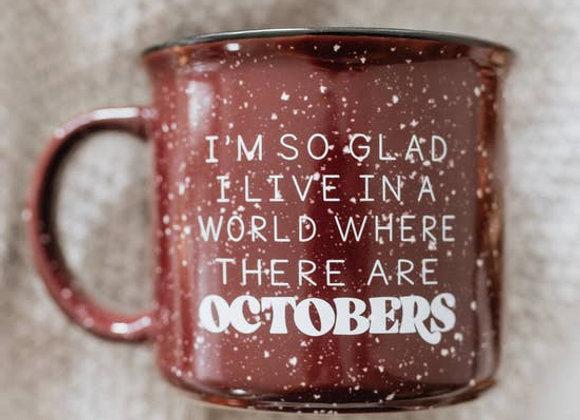 October Mug