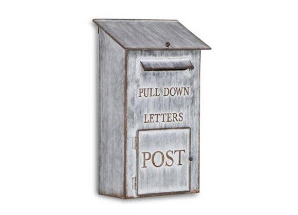 Metal Decorative Mail Box