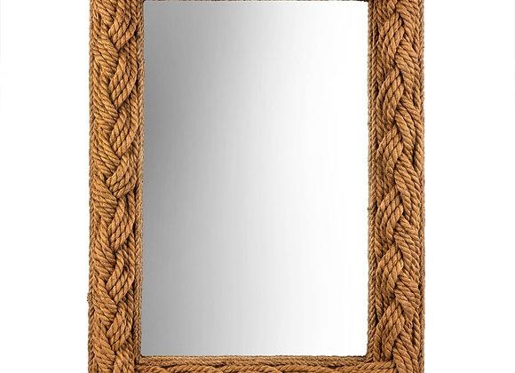 Rope Mirror Rectangular