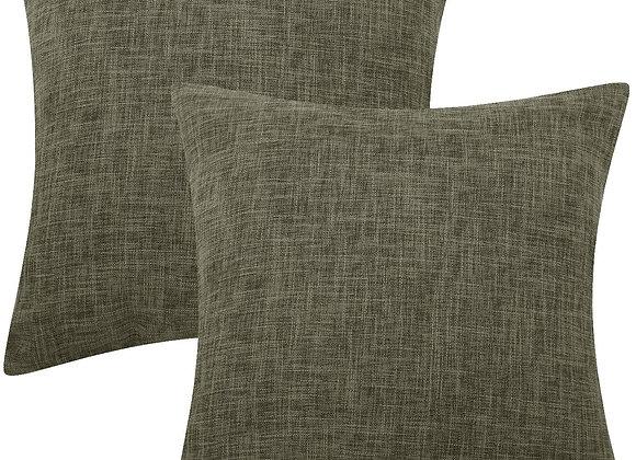 Linen Throw Cushions