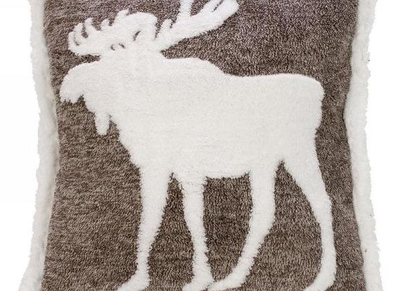 Moose Cushion Set of 2