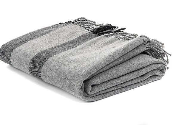Camp Charcoal Throw