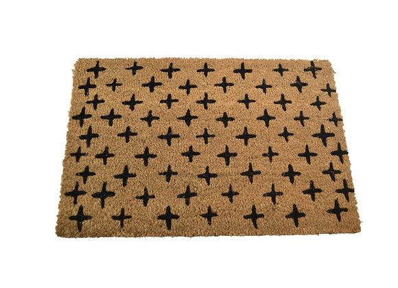 Cross Doormat