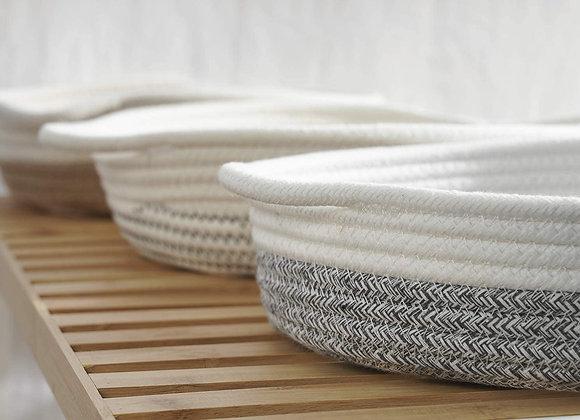 Woven Storage Basket (Set of 2)