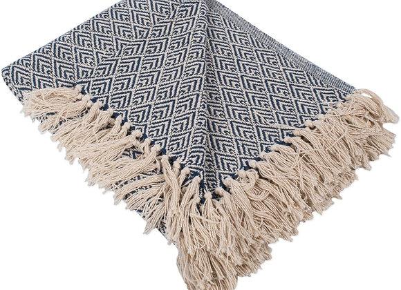 Diamond Blanket Throw