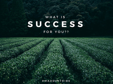 What Is Success For You!