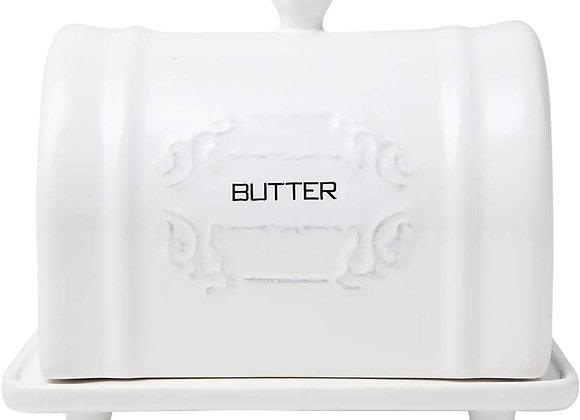 Vintage Ceramic Butter