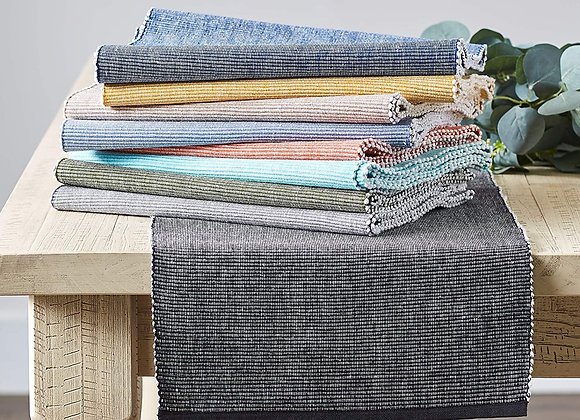 Stone Wash Table Runners