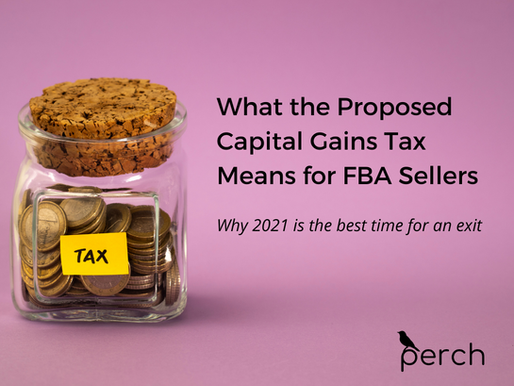 What the Proposed Capital Gains Tax Means for Amazon FBA Sellers