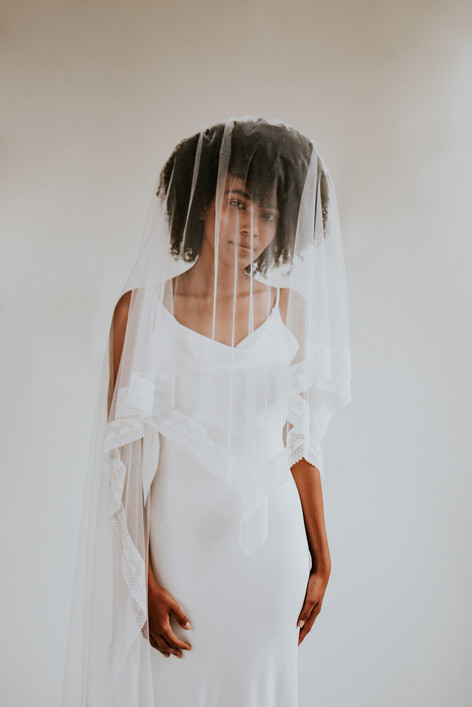 The Longing Dress + Sappho Veil