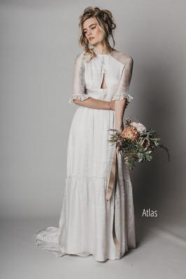 The Atlas dress