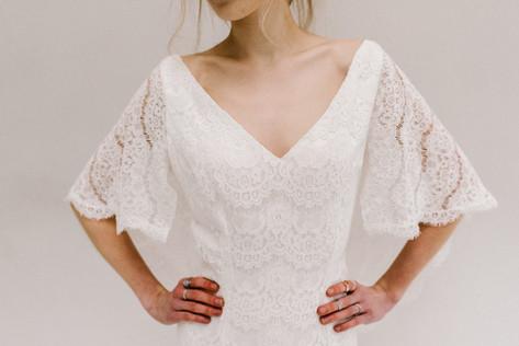 The Witch-hazel dress
