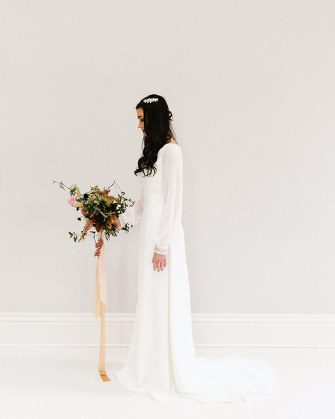 The Bluebell dress