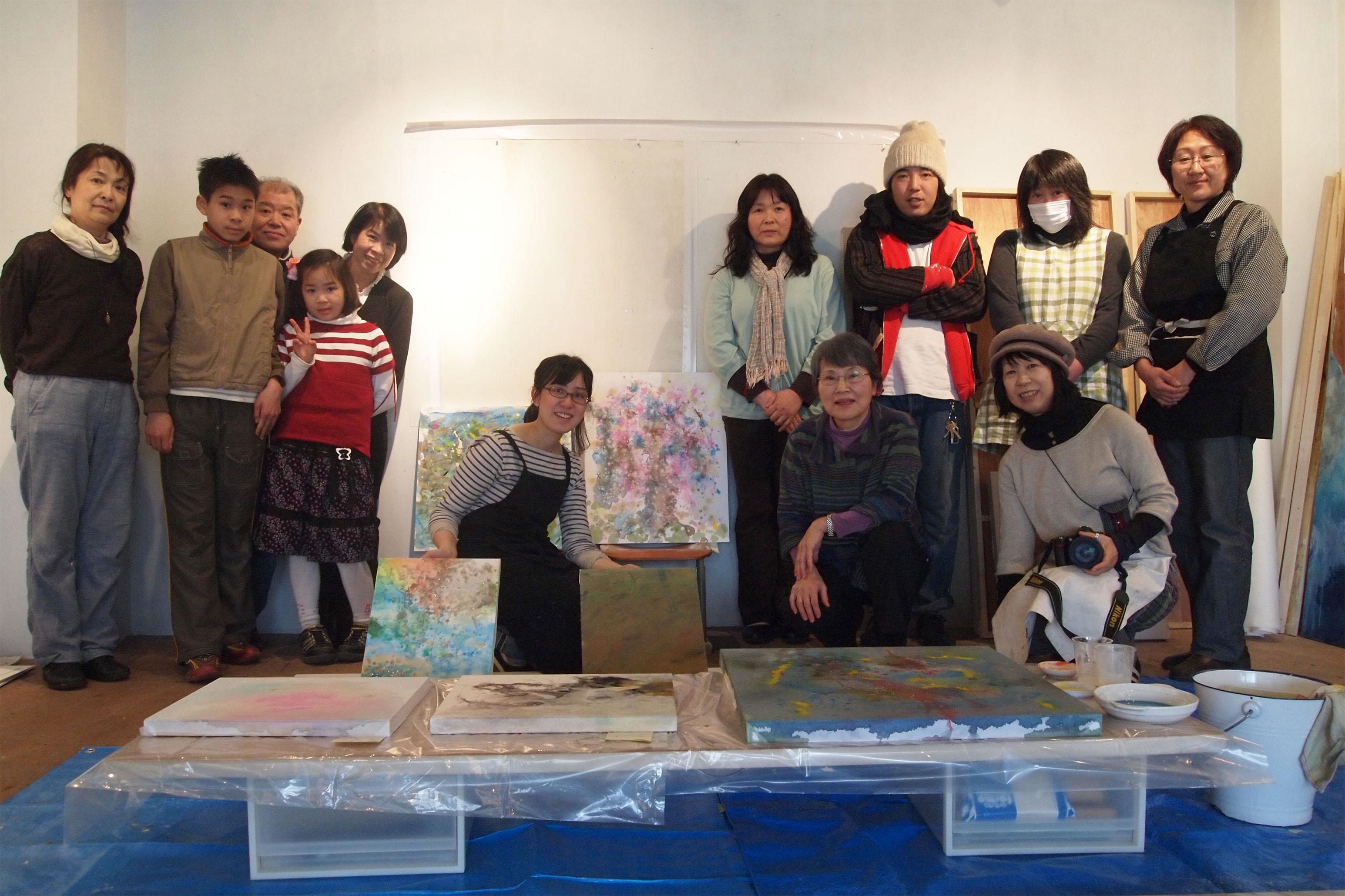 2011.AIRYワークショップ集合写真