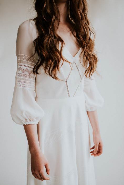 The Sweetclover Dress