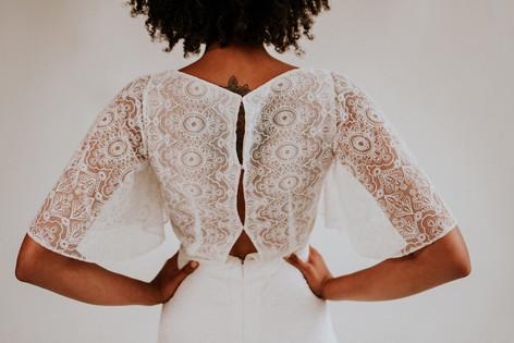 The Flowerdeep Dress