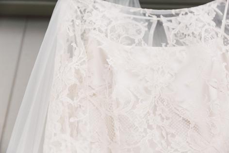 The Pearl dress & bolero