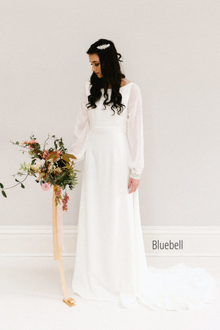 The Buebell dress
