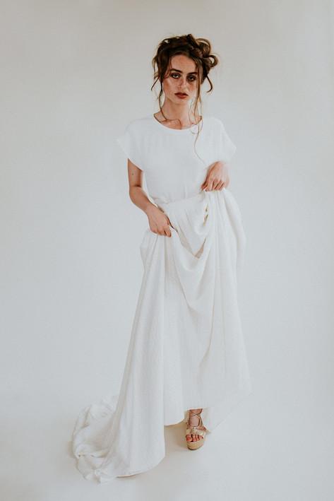 The Blossom Skirt