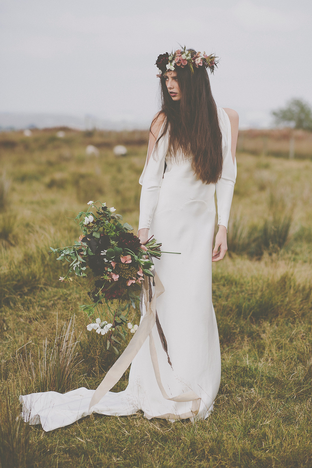 Zena May Lookbook |Fashionable wedding dresses for chic brides.