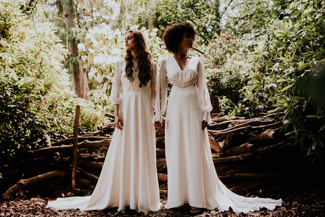 The Sweetclover Dress + The Daughters Dress