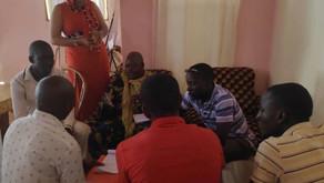Formation des animateurs radios en communication sur les VBG et le VIH