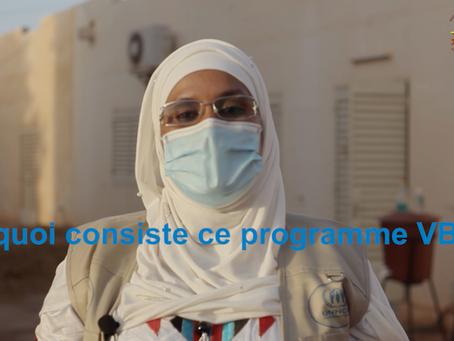 Programme de réponse et prévention VBG - Interview Mme Traore Zeinab - Chef Projet AMSS/VBG