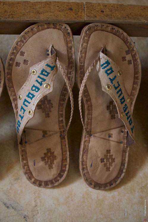 Sandales Traditionnelles de Tombouctou