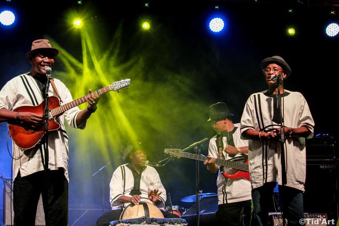 Le Festival au Désert en exil présente : The PEACE CARAVAN Featuring Ali Farka Touré Band  & Ter