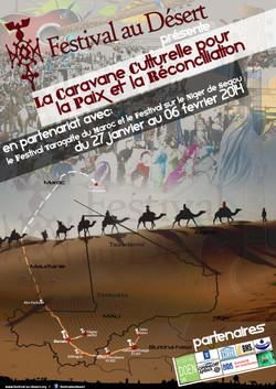 Poster Caravane 2013