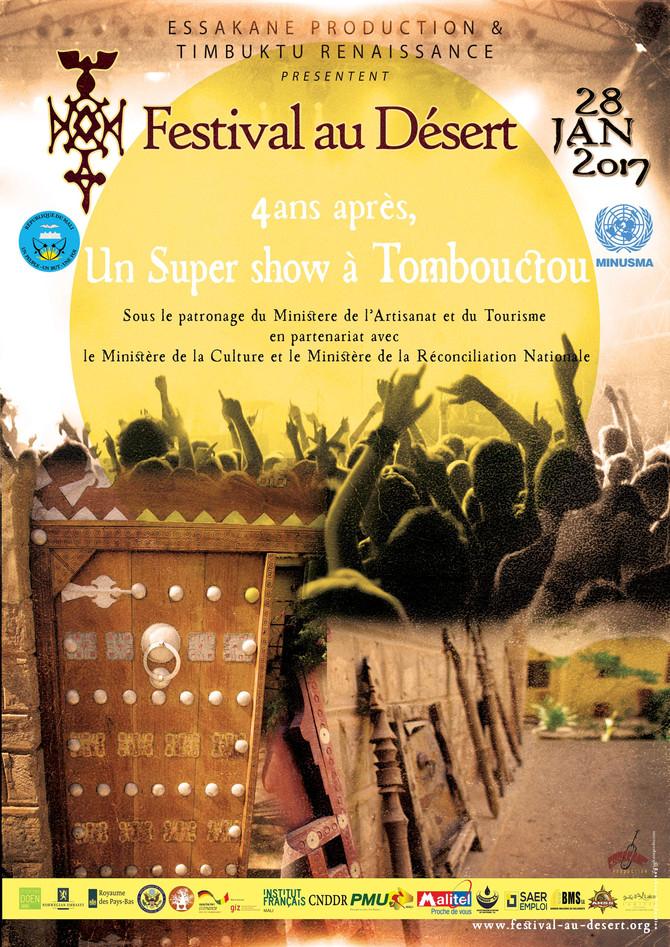 Festival au Désert - Édition 2017